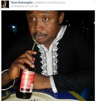 Tijani Babangida 1