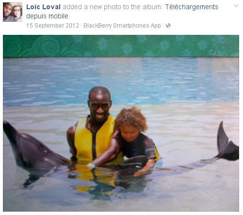 Loic Loval - Status