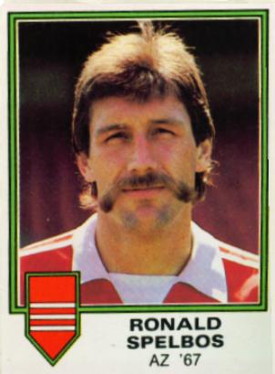 Ronald-Spelbos-Snor