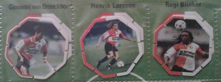 Aanval Feyenoord