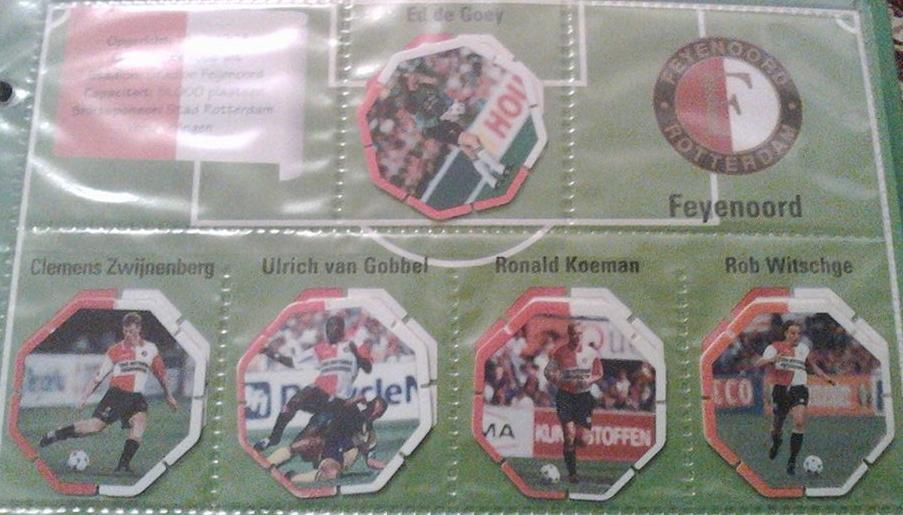 Achterhoede Feyenoord