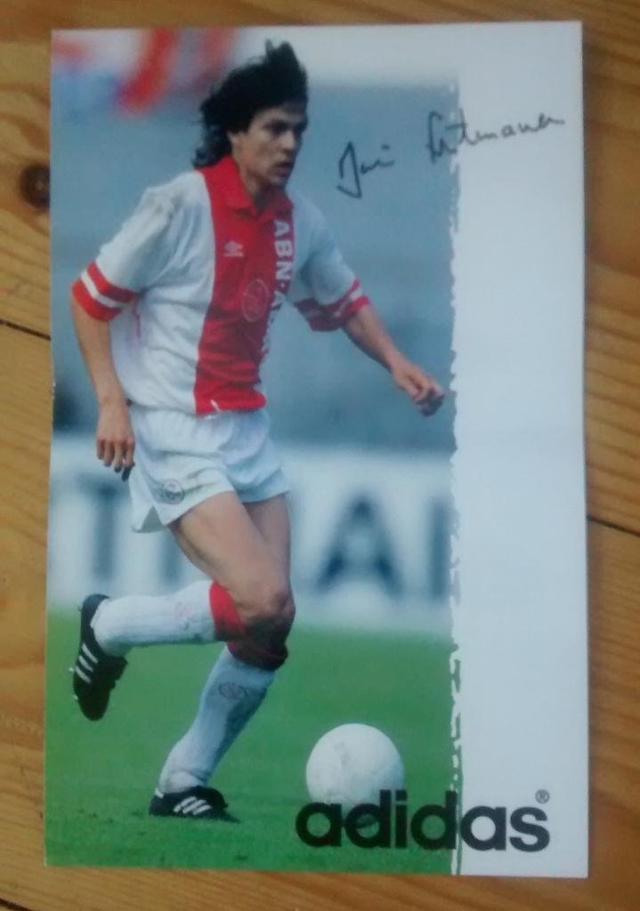 Voetbalplaatje-Jari-Litmanen