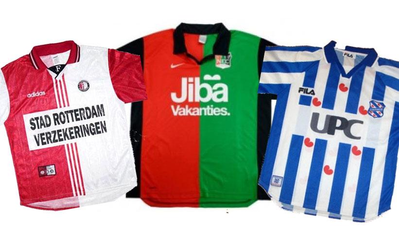 Voetbalshirts
